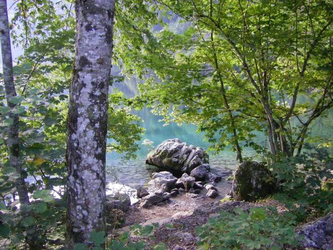 Liebesgeflüster am Königssee A8