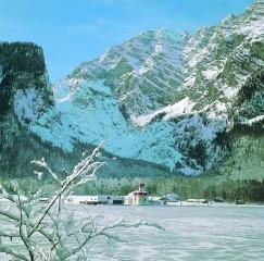 Winter - Wander - Land für 2 Personen A4