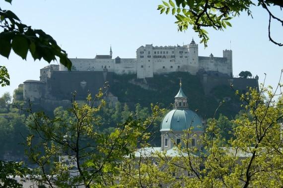 Burg in Salzburg