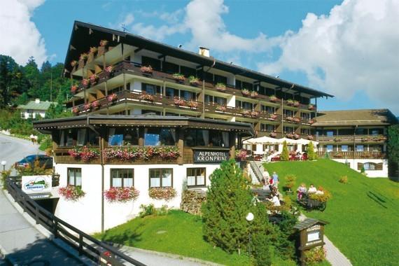 Image result for hotel kronprinz berchtesgaden