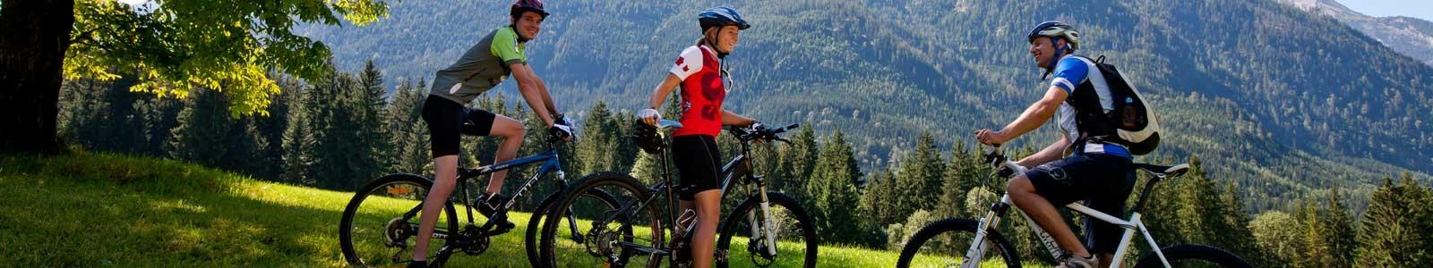 Radeln Mountainbiken in Berchtesgaden