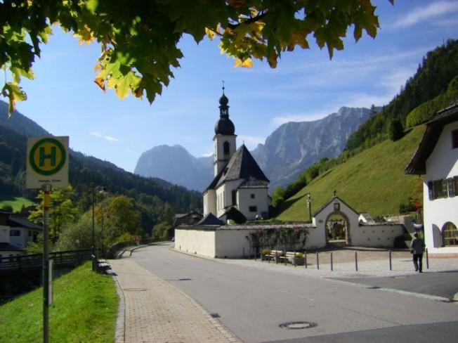 Ostern in Berchtesgaden  A15 1 Person