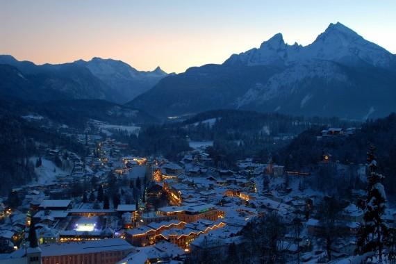 Weihnachten in Berchtesgaden