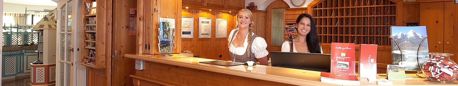 Hotel Kronprinz Berchtesgaden
