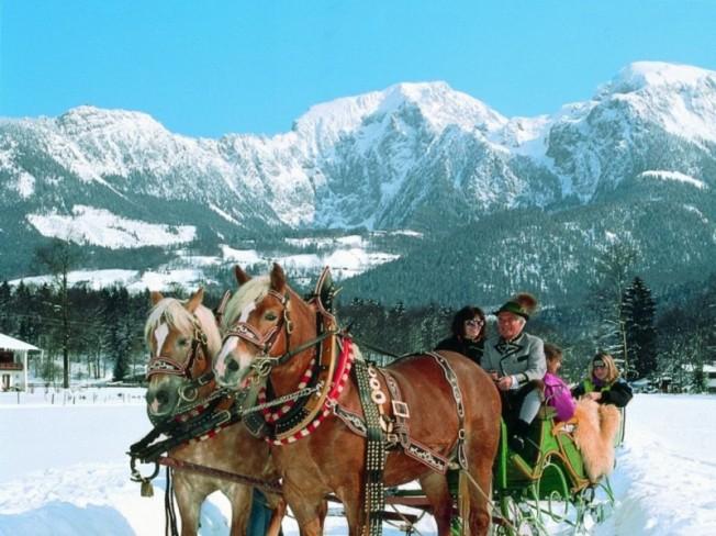 Weihnachten in den Bergen A14